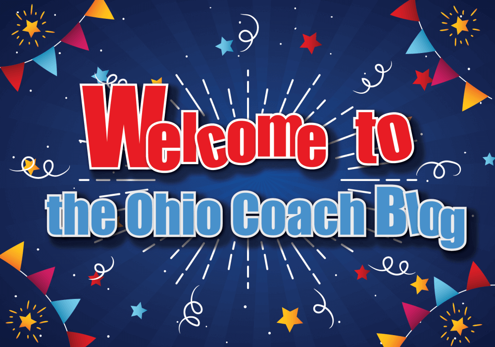 Welcome to the Ohio Coach Blog! A long time coming, we are here for you now! (Photo Courtesy of Freepik (Designed by Freepik))